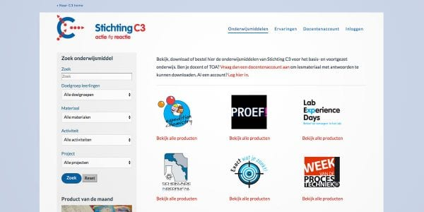 Website   www.c3.nl