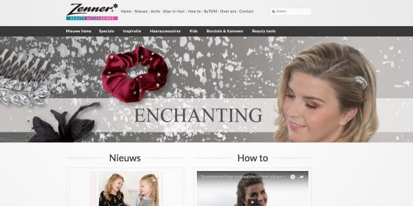 Website | zenner.nl