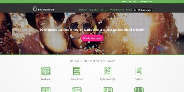 Website | uitgeefhuis.nl
